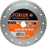 "Disco Diamantado Turbo Foxlux 7"" 180 x 22,2 MM"
