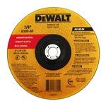 Disco De Desbaste 9 x 1/4 x 7/8 Pol. - DEWALT - DW491AF-AR