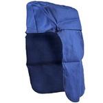 Touca de Soldador Azul Carbografite