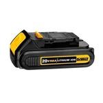 Bateria 20V Max Compact 1,3 Ah - DEWALT-DCB207-B3