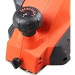 Plaina Elétrica Profissional de 3.1/4 Pol. 650 W - BLACKDECKER-7698