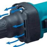 Retificadeira Elétrica 1/4 Pol. 6mm 400W - MAKITA-GD0601