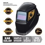 Máquina de Solda Inversora 180A BIVOLT KAB180 com Máscara de Solda Automática CIM7180-BV-SUPERTORK