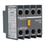 Contato Auxiliar 2NA 2NF Schneider LAEN22