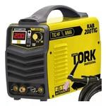 Máquina De Solda Inversora ITE-8200 200a Tork Biv (Tig/Eletr)