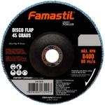 Disco Flap Famastil 45º 115 x 22MM Metal