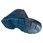 Botina Kadesh Flex Elástico Bico Plástico