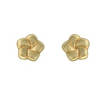 Brinco Metal Lesprit LB23561WGL Dourado