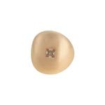 Brinco Piercing de Pressão Zircônia Lesprit LB23611 Rosé Cristal