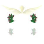 EAR CUFF DE ZIRCONIA P0017801 RH/VD/RU