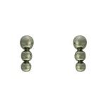 Brinco Ear Cuff Metal Lesprit 37607/03 Ródio Negro