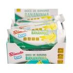 Bananinha sem Açúcar Diet Kit com 2 Caixas com 20 unidades cada