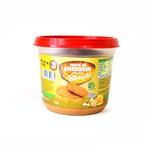 Pasta de amendoim com mel Binuto 380g