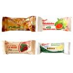 Doces Sem Açúcar Kit Especial com 4 caixas uma de cada sabor