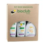 KIT BOX LAVA ROUPAS BIOCLUB®