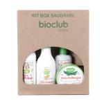 Kit 04 produtos Cosmeticos