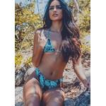 Biquini Cortininha Larissa Kauai