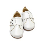 Tênis Velcro Infantil Feminino Joice - Perolado Branco