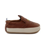 Slip On Infantil Masculino Edu - Whisky