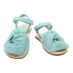 Sandália Infantil Feminino Ariane - Azul bebê