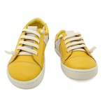 Tênis Infantil Masculino Mássimo - Amarelo
