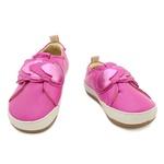 Tênis Slip On Infantil Feminino Isabela - Pink