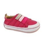 Tênis Infantil Feminino Julia - Pink Fluor