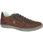 Sapato Masculino Casual Taurus Bmbrasil 865/04 Café