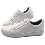 Sapato Feminino Casual Monet Bmbrasil 351/04 Branco