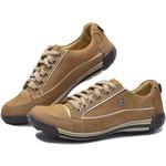 Sapato Masculino CASUAL PORSHE Amura 114/01 PALHA