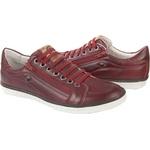 Sapato Masculino CASUAL SAPATENIS BMBRASIL DE ZIPPER 826/03 VINHO