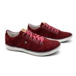 Sapato Masculino Casual Bmbrasil 850/09 Vinho
