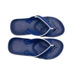 Chinelo Masculino Confortavel - CH06 Azul/Branco