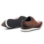 Sapato Oxford Masculino Modelo Inglês Luxo Em Couro 363 wisk