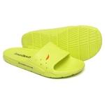Chinelo Anatómico Masculino e Feminino Slide Full 310 Verde Limão