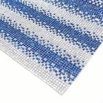 Manta de strass p.blue - degrade.