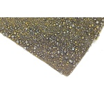 Manta De Strass Bronze - Galaxy.