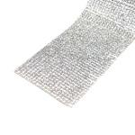 Tira Infinity - Cristal, 40x4cm.