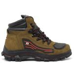 Bota Bell Boots Adventure/Motoqueiro 2050 - Osso/Vermelho