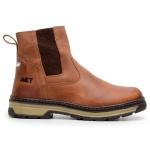 Bota Farmer Act Footwear Whisky + Meia Brinde