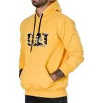 Moletom Personalizado - Amarelo Camuflado