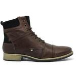 Bota Tchwm Shoes - Café / Preto