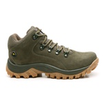 Bota Adventure Fall Nobuck Musgo