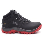 Bota Adventure Hampton Couro Nobuck Oil Preto