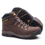 Bota Adventure Savana Couro Nobuck OIL Brown