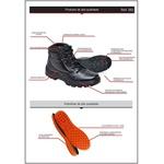 Coturno Atron Shoes Militar Cano Baixo Unissex Preto