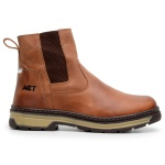 SMART BLACK! Bota Farmer Act Whisky + Meia Brinde