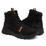 Kit Bota Zip Trail 3022 + Short Praia Preto