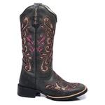 Bota Texana Feminina Mangalarga Waco Cross Gaspea