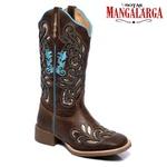 Bota Texana Feminina Mangalarga McKnney